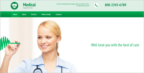 Medical-Health-CMS-PHP-Template