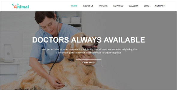Medical-Pet-Care-PHP-Theme