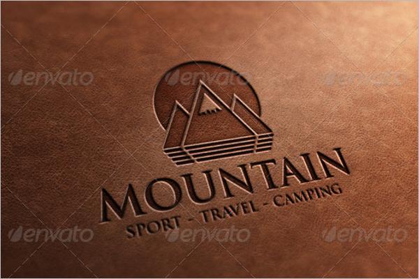Minimal Summer Logo Design