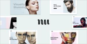 Minimalist WordPress Theme For Freelancer