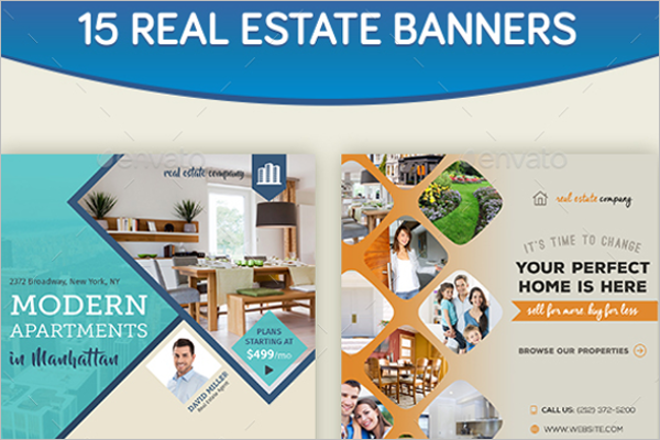 30 best real estate banner templates free premium
