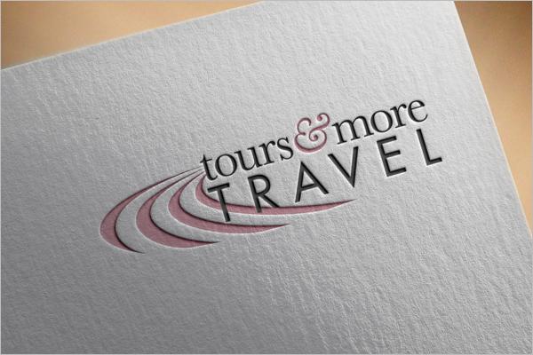 Modern Travel Logo Design