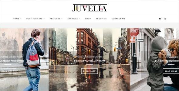Multi BuddyPress Blog Theme