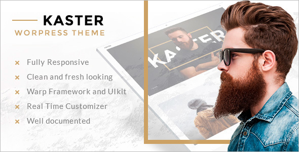 Multi Concept Portfolio WordPress Theme