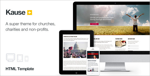 Multi-Purpose-Church-PHP-Template