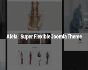 Multi-Purpose Joomla Theme