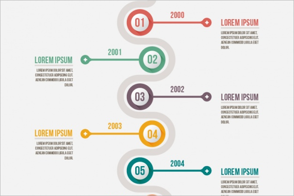 create timeline infographic online free