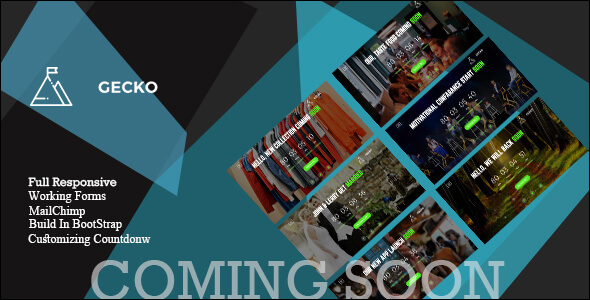 Multi Concept Coming Soon Template