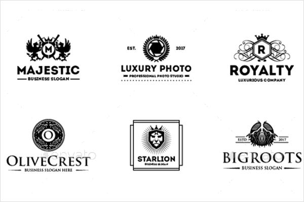 Multiple Hotel Label Design