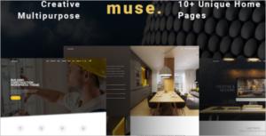 Multipurpose Building WordPress Theme