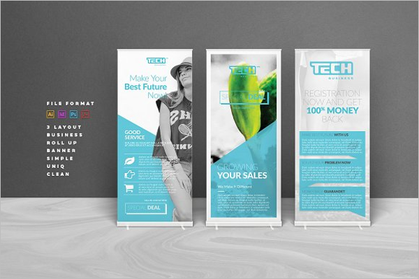 Multipurpose Business Banner Template