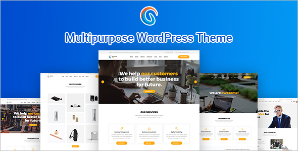 Multipurpose Fitness HTML5 Template