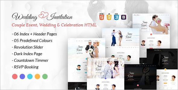 Multipurpose HTML Event Template