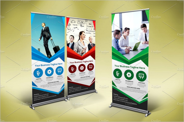 Multipurpose PSD Banner Template