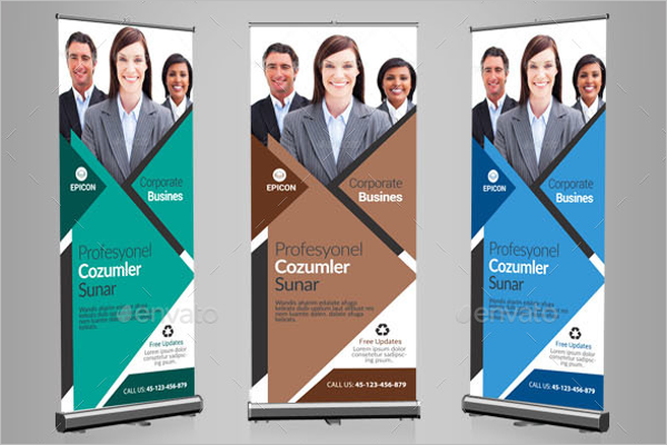 Multiuse Business Banner Design