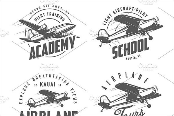 Multiple School Badges Design