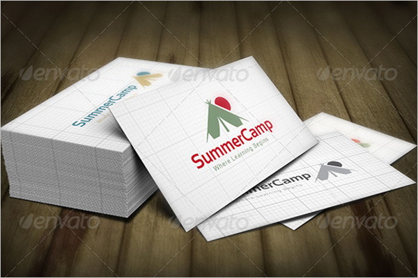 Nature Summer Logo Design