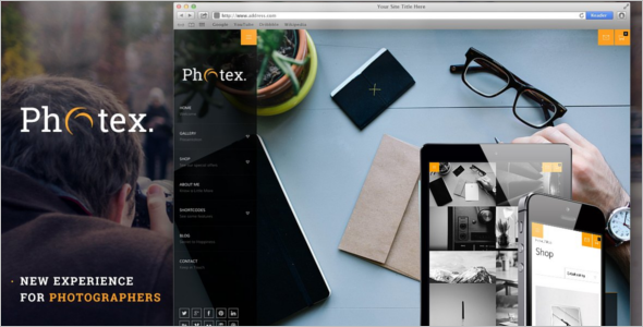 PHP-photo-gallery-Theme