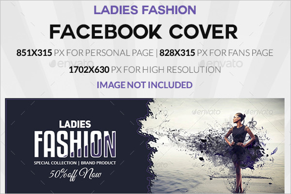 Personal Fashion Facebook Cover