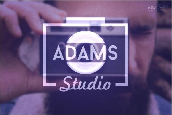 Photo Studio Badge Design