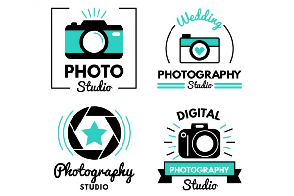 Photo Studio Badge Logo