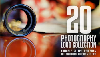 Photography Logo Badge
