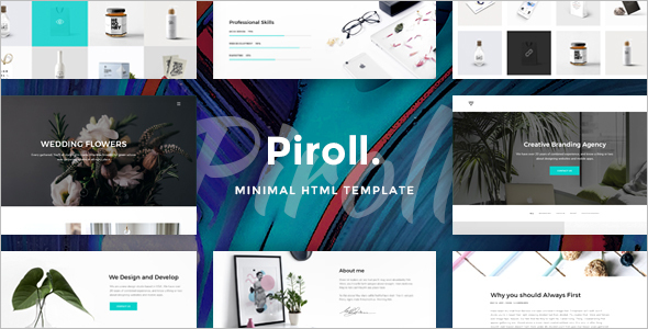 Photography Portfolio HTML Template