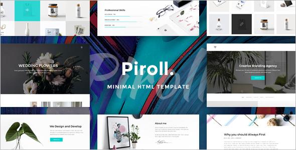 Photography Portfolio HTML Template