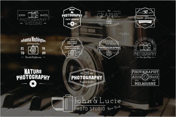PhotographyBadge Beavers Design