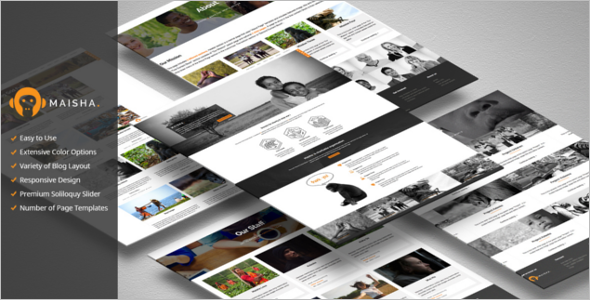 Portfolio BuddyPress Theme