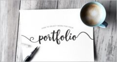 30+ Portfolio PHP Website Themes
