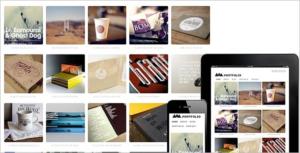 Portfolio WordPress Template