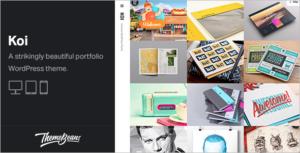 Portfolio WordPress Theme for Freelancers