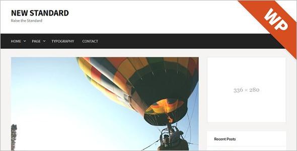 Premium Adsense WordPress Theme
