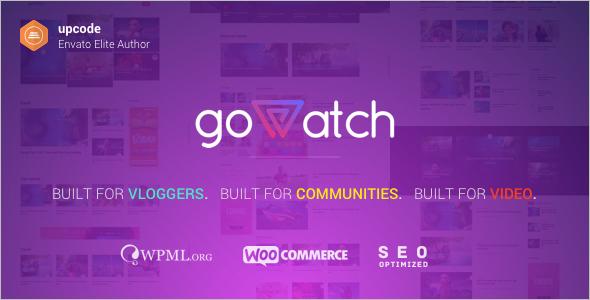 Premium Community WordPress Theme