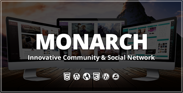 Premium Community WordPress Theme
