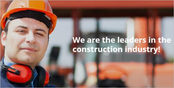 Premium Construction Company HTML Template