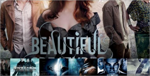 Premium Movie WordPress Theme