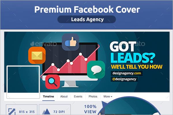 Premium SEO Facebook Cover