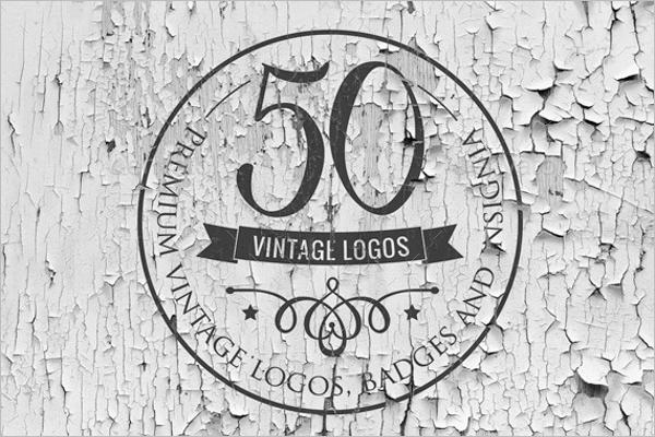 Premium Vintage Badge Design