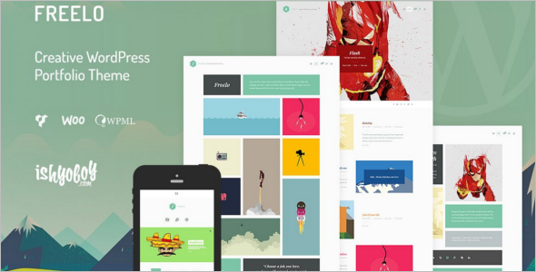 Presentation Freelancer WordPress Theme