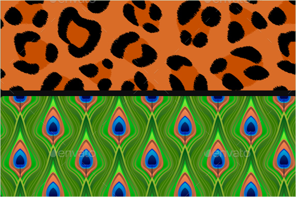 Printable Animal Vector Patterns
