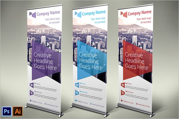 Professional Business Banner Design