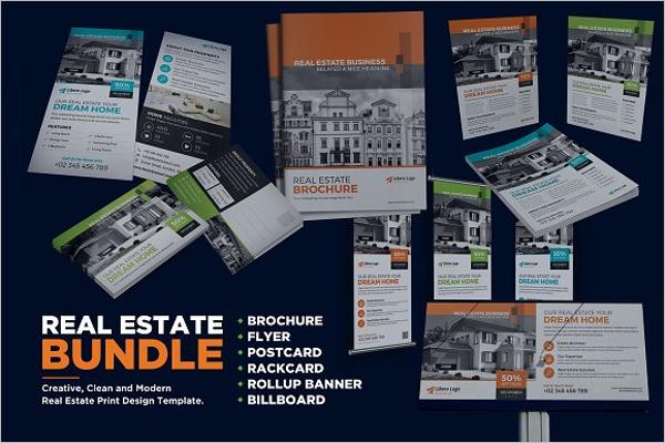 Real Estate Banner Bundle Template