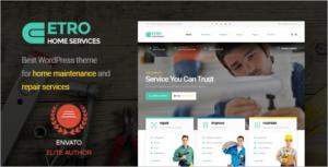 Repair and Improvement Services WordPress Theme