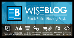 Responsive Adsense WordPress Theme