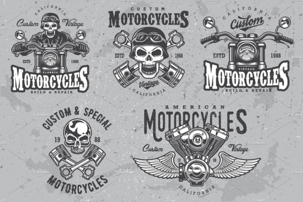 Ride Badge Template Model