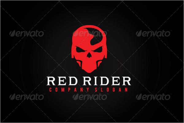 Rider Logo Design Template