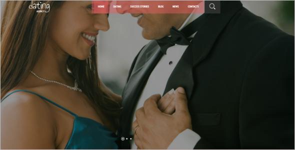 Romance WordPress Theme