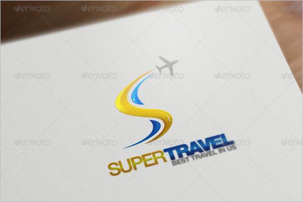 S Travel Logo Design